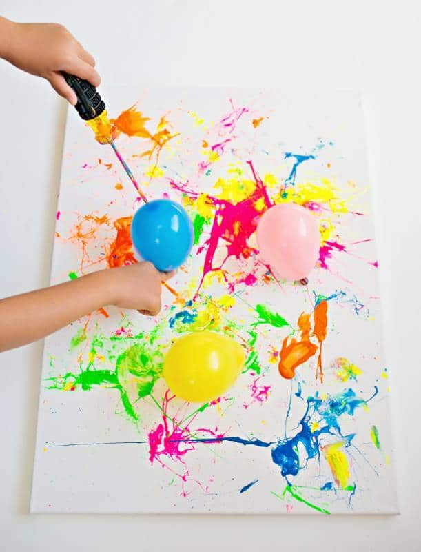 Artsy Activities For Kids