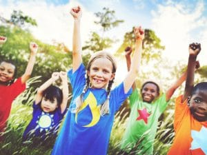 five benefits of summer camp