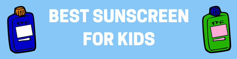 Sun Safety For Kids [Over 475,000 Sunscreen Applications