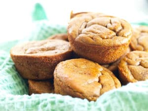 sweet potato blender muffins