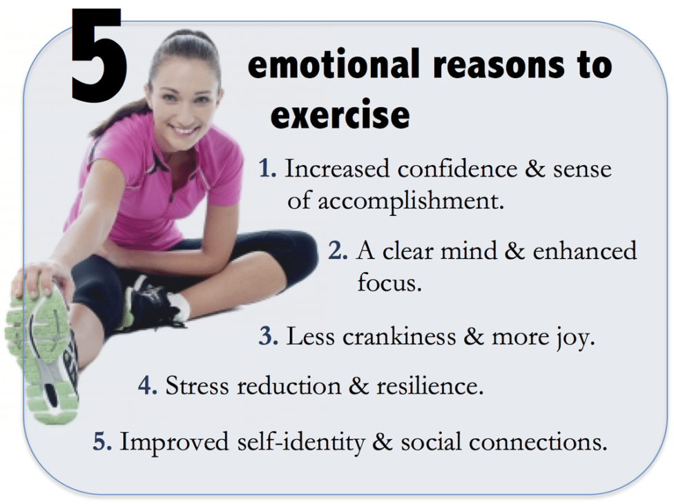 emotional effects of exercise