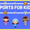sports for kids banner