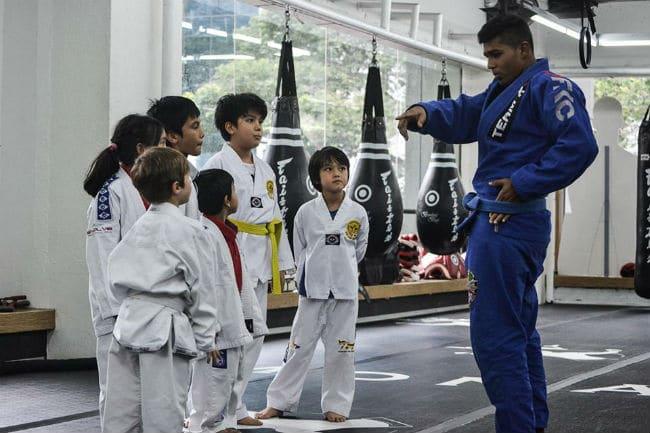 teaching kids discipline and respect