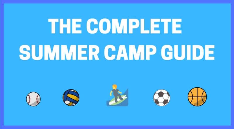 complete summer camp guide banner