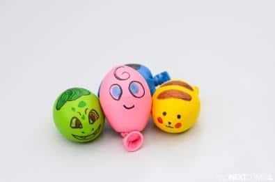DIY stress ball
